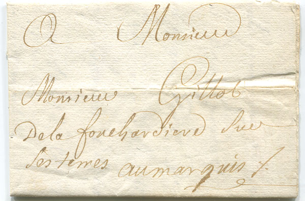 1754 (24 July) EL from St Pierre, Martinique to Grenada,