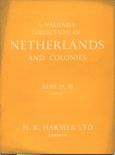 1959 (29-30 June) Netherlands and Colonies
