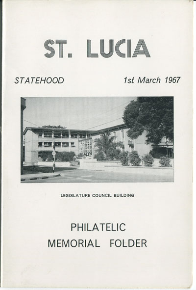 1967 (1 Mar) Statehood