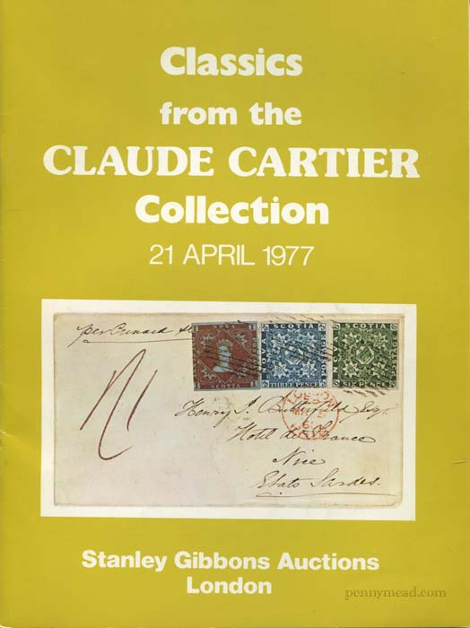 1977 (21 Apr) Classics from the Claude Cartier Collection