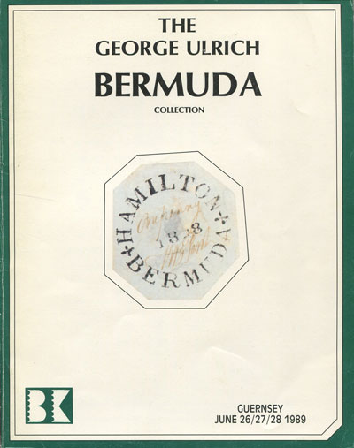 1989 (26-28 Jun) George Ulrich Bermuda Collection.