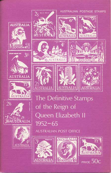 AUSTRALIA The Definitive Stamps of the Reign of Queen Elizabeth II - 1952-65