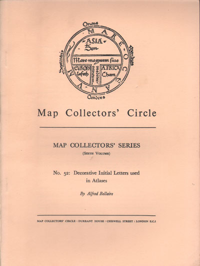 BELLAIRE A. Map Collectors