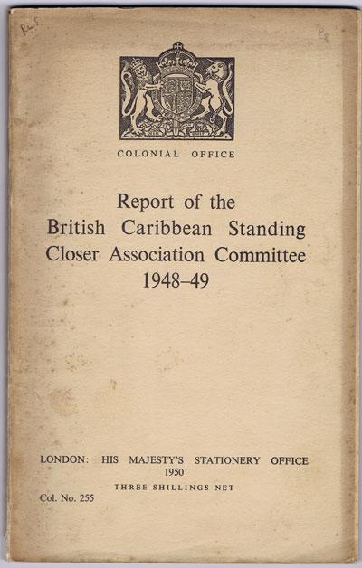 Carib civ book report