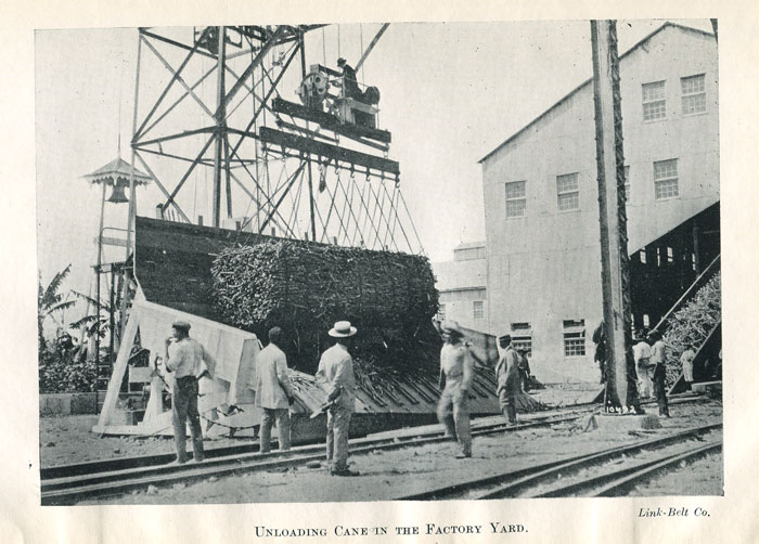 DAVIES J.G. The principles of cane sugar manufacture. - (Together with a description of the machinery)