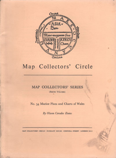EVANS O.C. Map Collectors