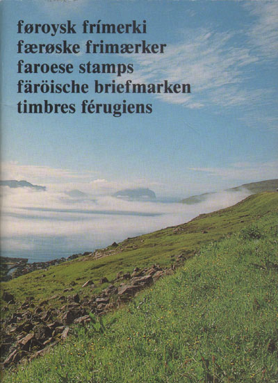 FAROE ISLANDS Faroese stamps.