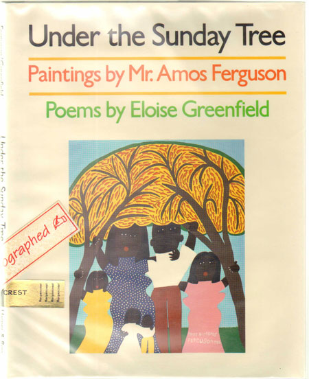 GREENFIELD E. Under the Sunday Tree. - Paintings by Mr Amos Ferguson.