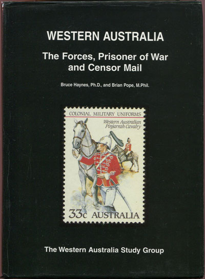 HAYNES Bruce and POPE Brian Western Australia. - The Forces, Prisoner of War and Censor Mail