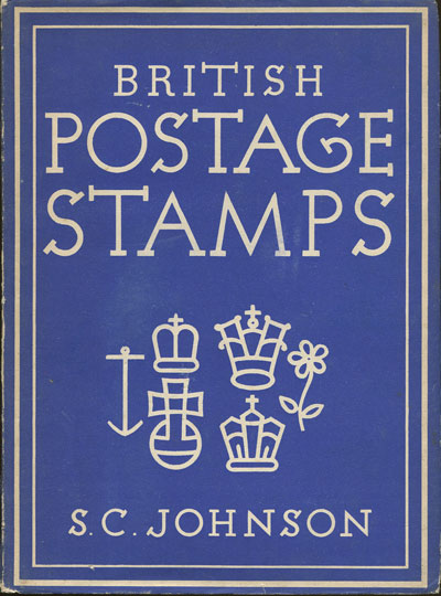 JOHNSON S.C. British postage stamps.