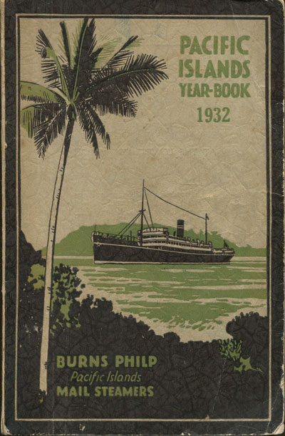 ROBSON R.W. The Pacific Islands Year Book.