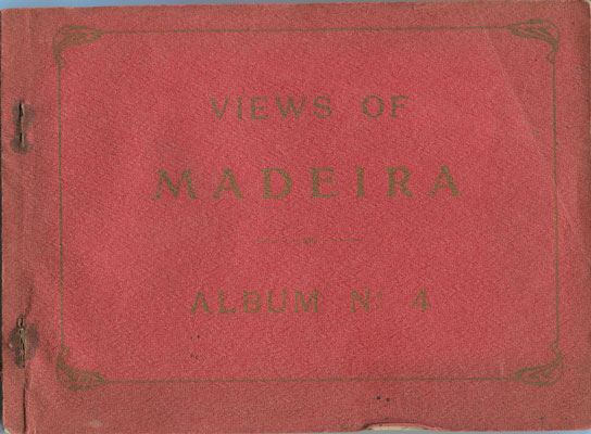 ANON Views of Madeira. - Album No 4.