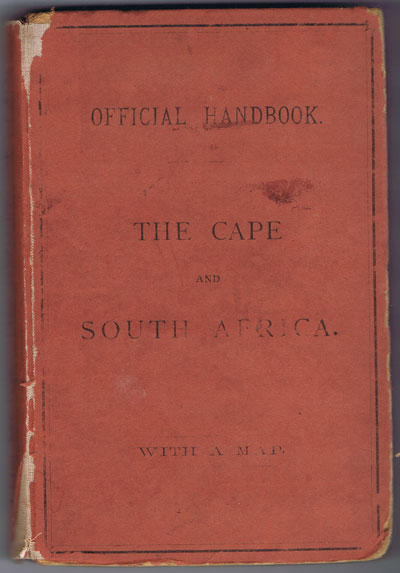 NOBLE John The Cape and South Africa.