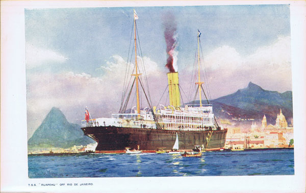 NEW ZEALAND SHIPPING COMPANY The New Zealand Shipping Company
