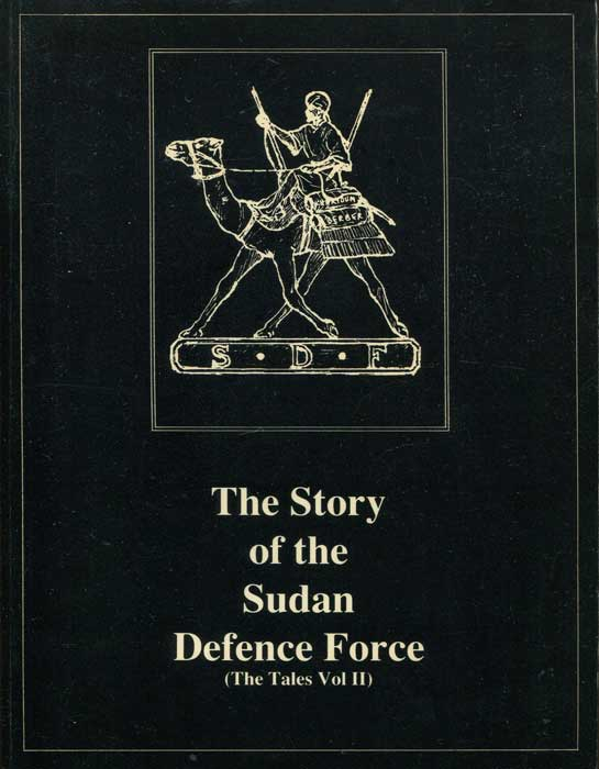 ORLEBAR John Tales of the Sudan Defence Force. (The Tales Vol II).