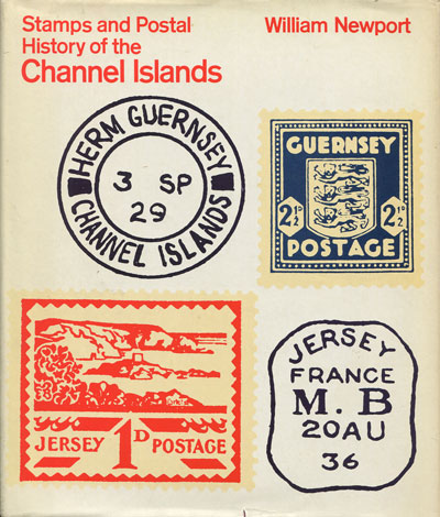 NEWPORT William Stamps and postal history of the Channel Islands.