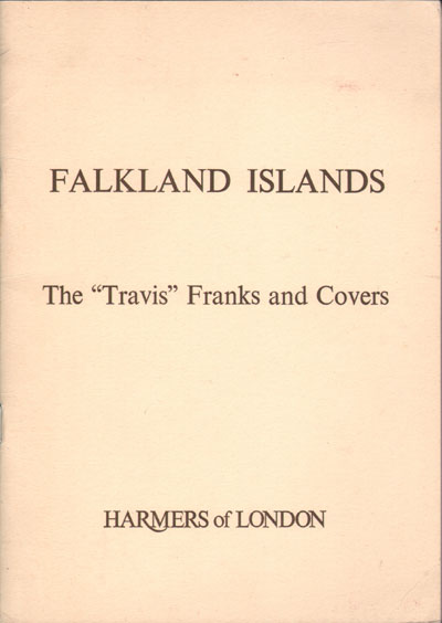 NORRIS Andrew and BEECH David Falkland Islands. - The Travis Franks and Covers