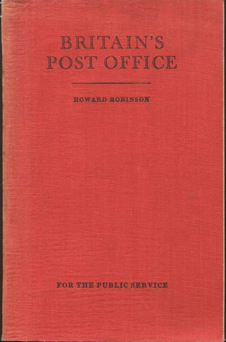 ROBINSON Howard Britain