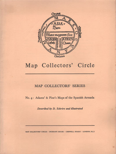 SCHRIRE D. Map Collectors