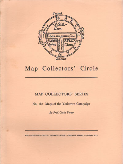 VERNER C. Map Collectors