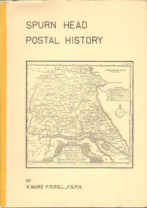 WARD Ronald Spurn Head Postal History