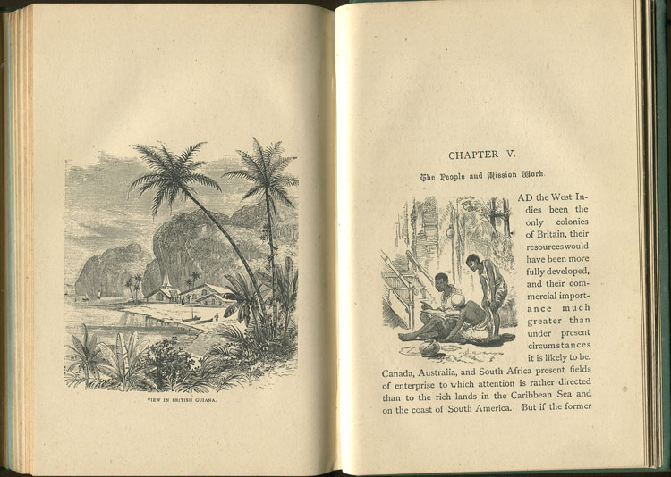 MARRAT Rev. J. In the Tropics; - or, scenes and incidents of West Indian life.