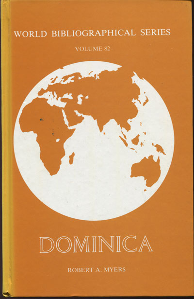 MYERS R.A. Dominica. - Volume 82.