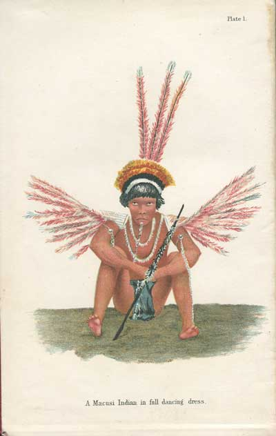 THURN Everard F. im Among the Indians of Guiana: Being Sketches Chiefly Anthropologic from the Interior or British Guiana