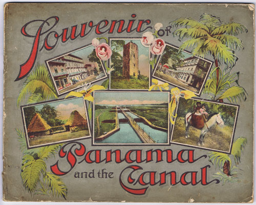 MADURO I.L. Souvenir of Panama and the Canal.