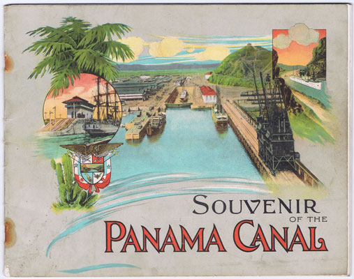 MADURO I.L. Souvenir of the Panama Canal.