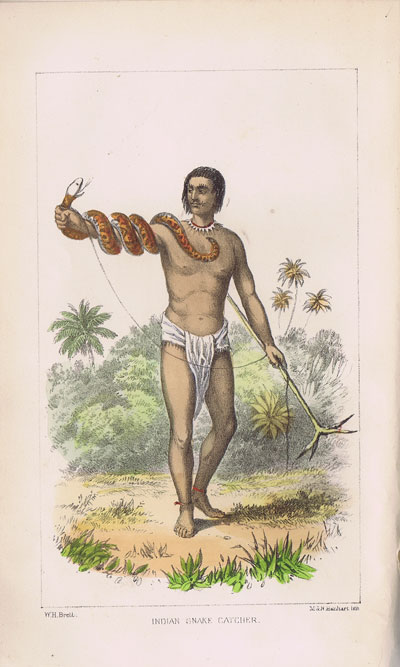 BRETT Rev. W.H. The Indian tribes of Guiana; Their Condition and Habits. - With Researches into Their Past History, Superstitions, Legends, Antiquities, Languages, &c