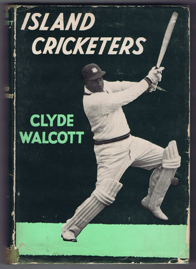 WALCOTT Clyde Island Cricketers.