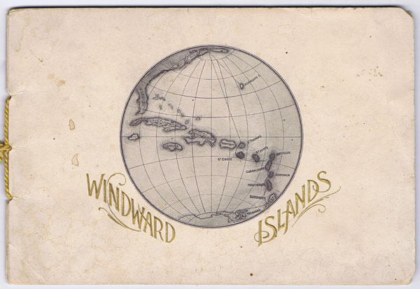 ANON Windward Islands.