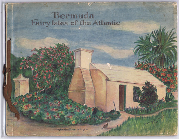 HERRINGTON Norman W. Bermuda. - Fairy Isles of the Atlantic.