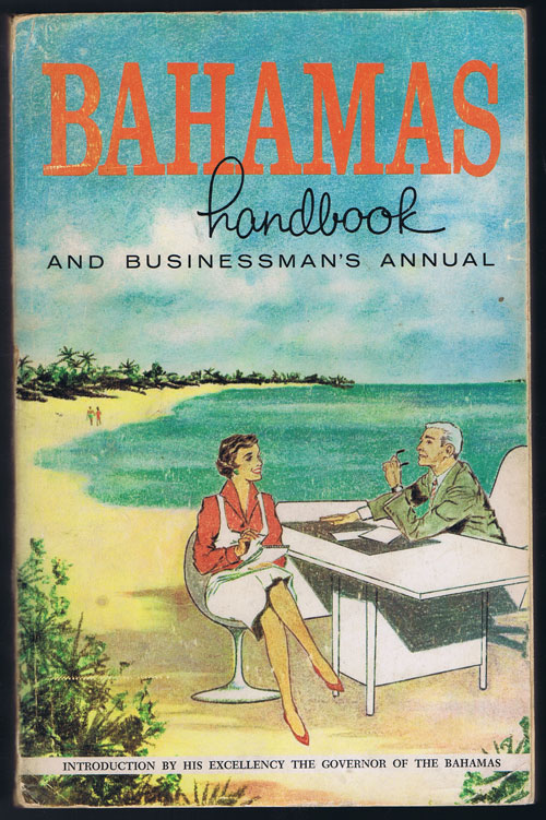 DUPUCH S.P. Bahamas handbook and businessman