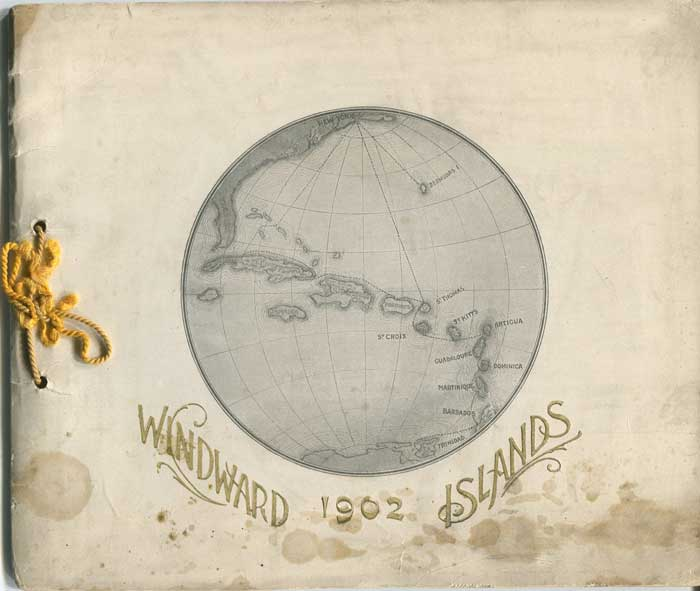 ANON Windward Islands 1902.
