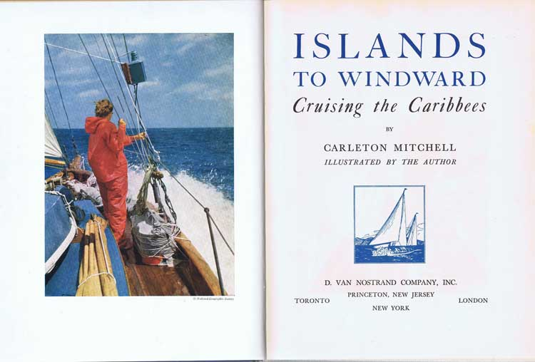 MITCHELL Carleton Islands to Windward: Cruising the Caribbees