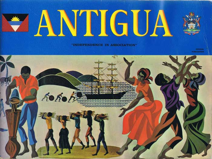 ANTIGUA Antigua Independence in Association