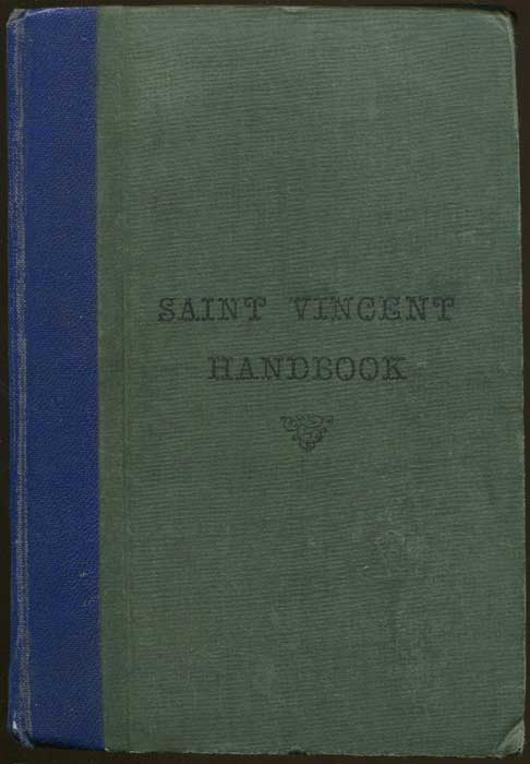 ANDERSON Robert M. The Saint Vincent Handbook
