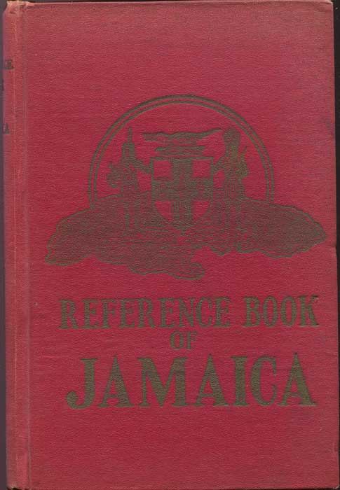 BRYCE Wyatt Reference Book of Jamaica