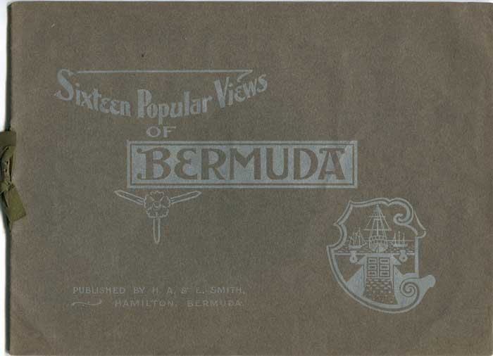 ANON Sixteen Popular Views of Bermuda