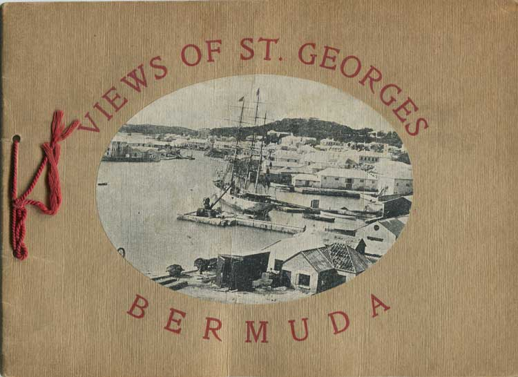 BERMUDA Views of St Georges Bermuda