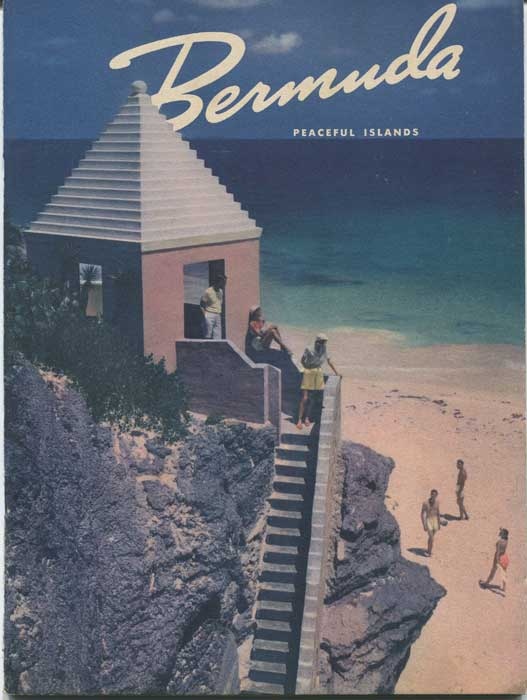 FRISSELL Toni Bermuda Peaceful Islands.