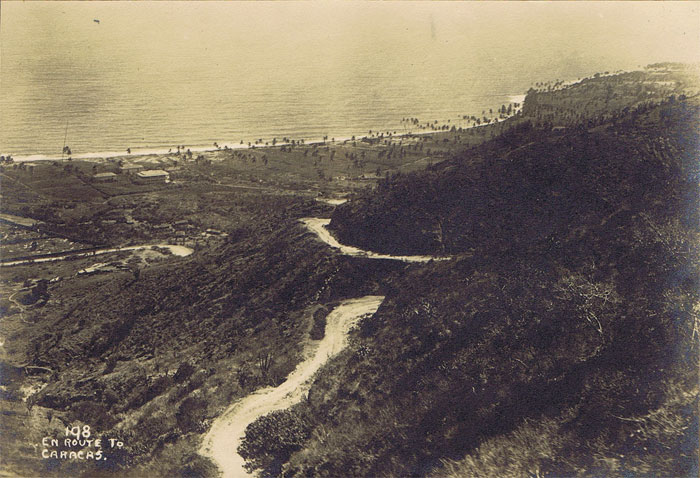 1925 views of Caracas, original photographs.
