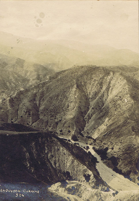 1925 views of La Guayra, original photographs.