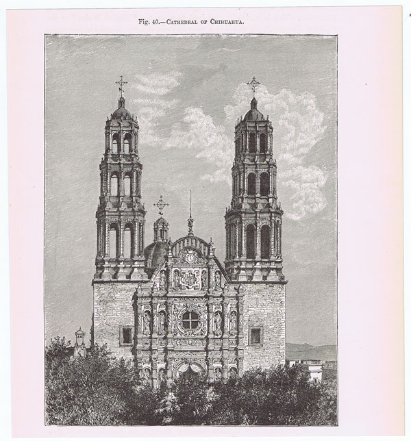 ANON Cathedral of Chihuahua.