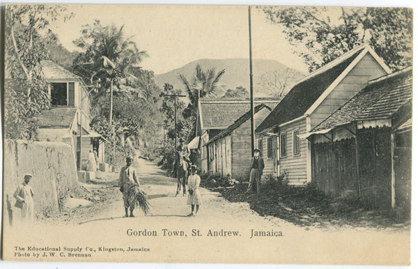 EDUCATIONAL SUPPLY CO. Gordon Town, St Andrew. Jamaica.