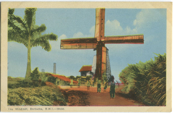 PECO The Windmill, Barbados, B.W.I. - 20550