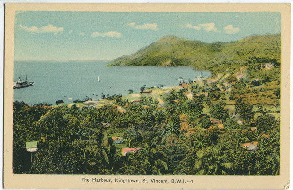 PECO The Harbour, Kingstown, St Vincent, B.W.I. - 1