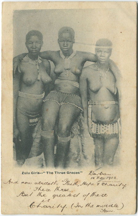 ANON Zulu Girls -